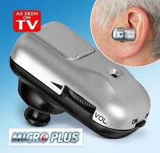Micro Plus Personal Sound Amplifier
