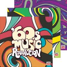 Time Life 60's music revolution