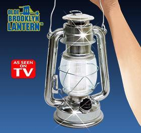 olde brooklyn lantern as seen on tv