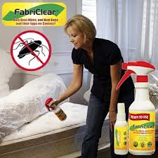 fabriclear bed bug killer