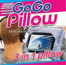 GoGo Pillow for Tablet