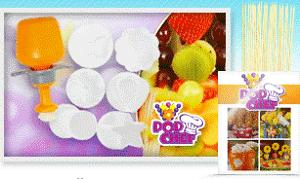 pop chef food shape cutter