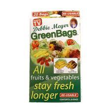 Debbie Meyer's Green Bags