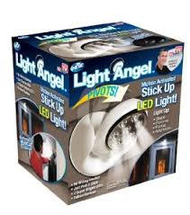 light angel motion activated lights
