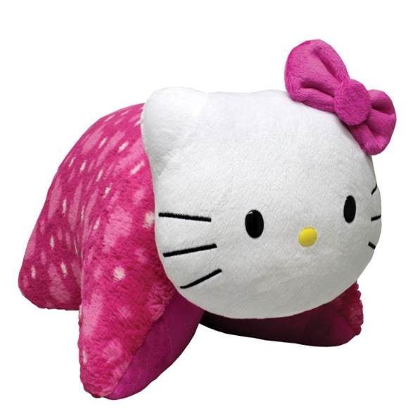 Hello Kitty Pillow Pet
