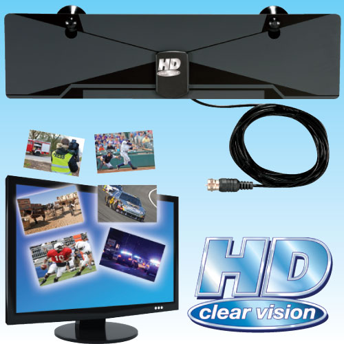HD clear visions TV antenna