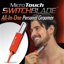 micro touch men's hair trimmer