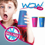 wow cup spill free sippy cup