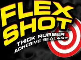 Flex Shot Rubber Adhesive Sealant