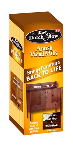 dutch glow amish wood milk