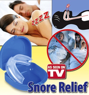 silent zees snore relief system