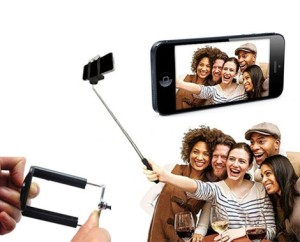 seflie stick extendable monopod for smartphones