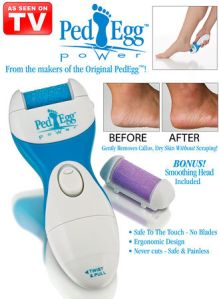 ped egg power personal pedi tool