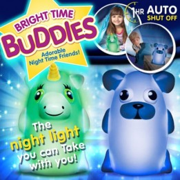 bright time buddies night lights as seen on tv