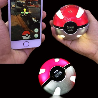 pokemon poke ball charger