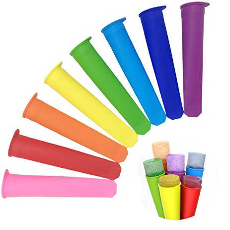 silicone popsicle maker